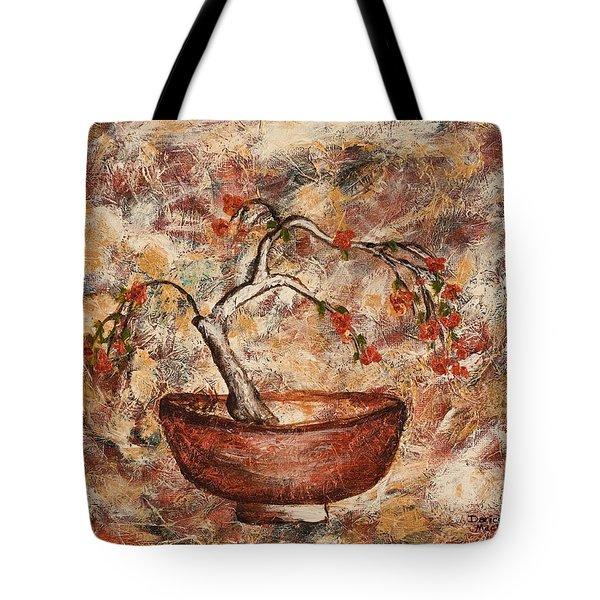 Copper Bowl Tote Bag