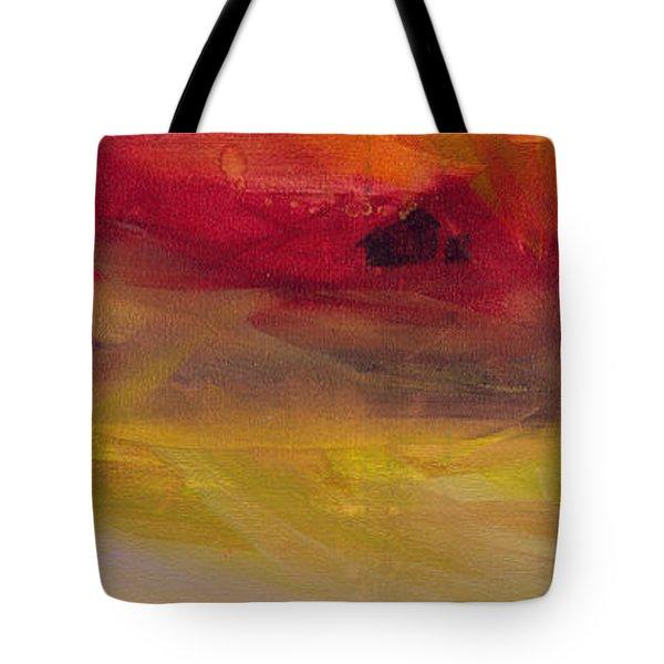 Copper Mist Tote Bag by Robin Maria Pedrero