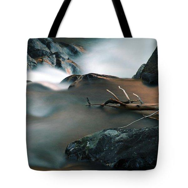 Copper Stream 2 Tote Bag