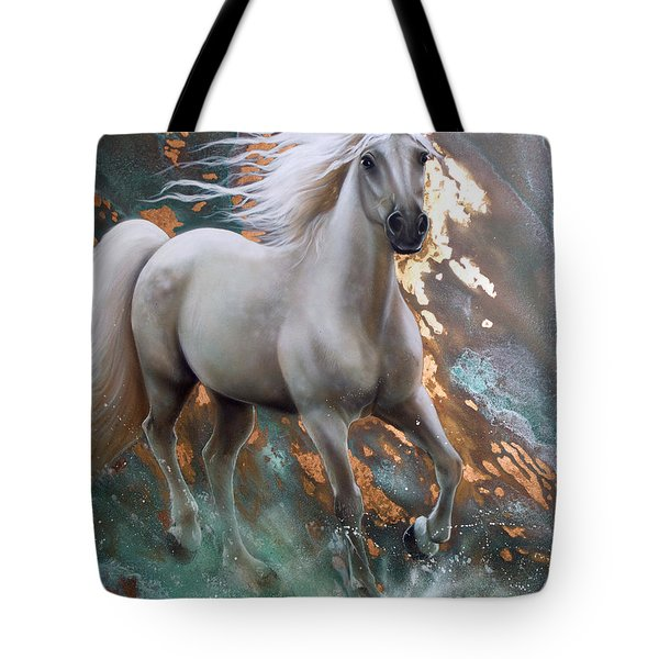 Copper Sundancer - Horse Tote Bag