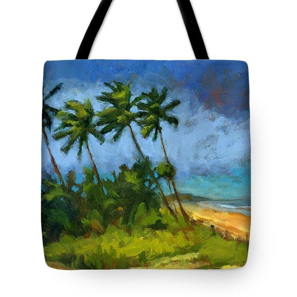 Coqueiros De Massarandupio Tote Bag