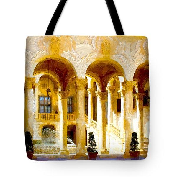 Coral Gables Series 01 Tote Bag