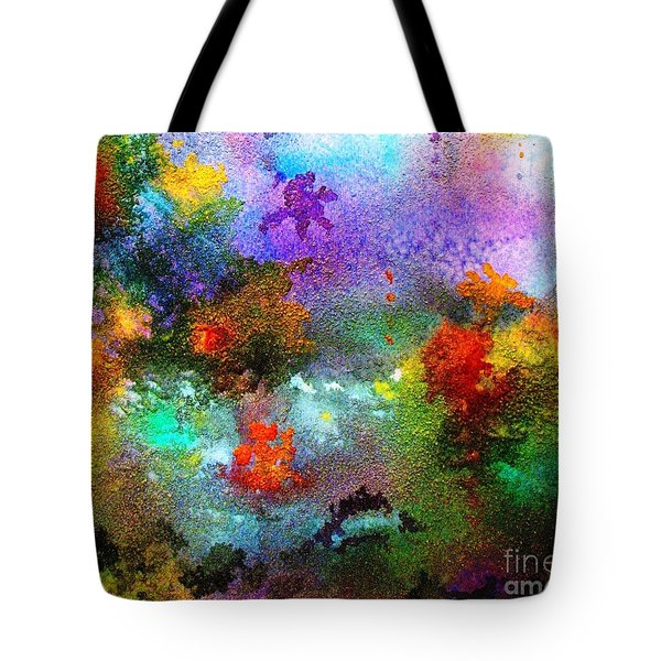 Coral Reef Impression 1 Tote Bag