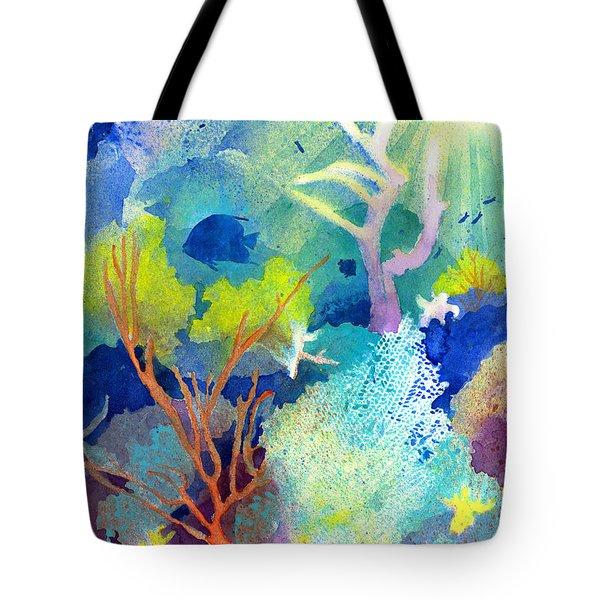 Coral Reef Dreams 1 Tote Bag