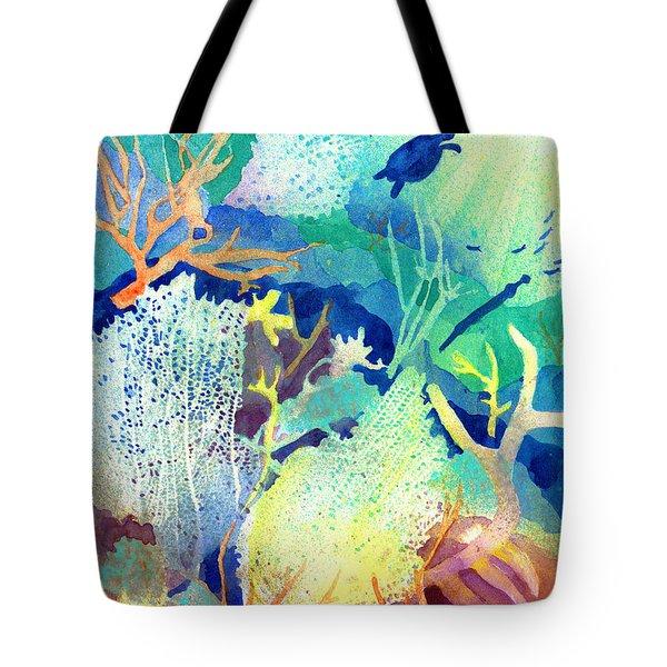 Coral Reef Dreams 2 Tote Bag