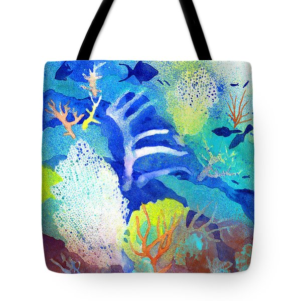 Coral Reef Dreams 3 Tote Bag