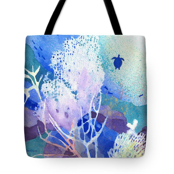 Coral Reef Dreams 5 Tote Bag