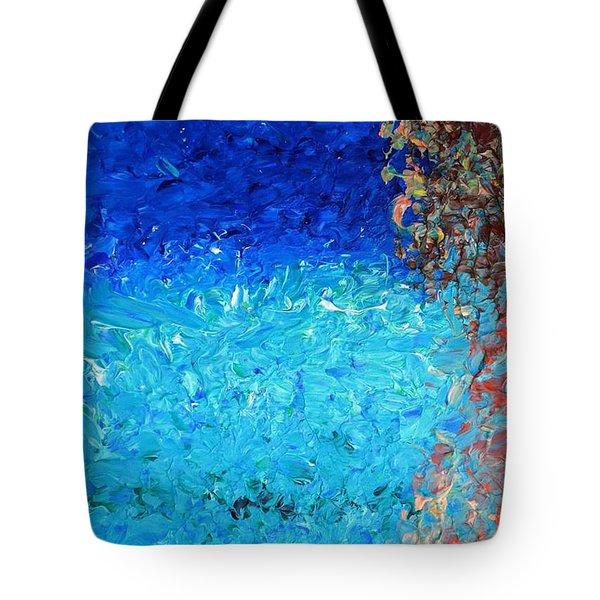 Coral Reef I Tote Bag