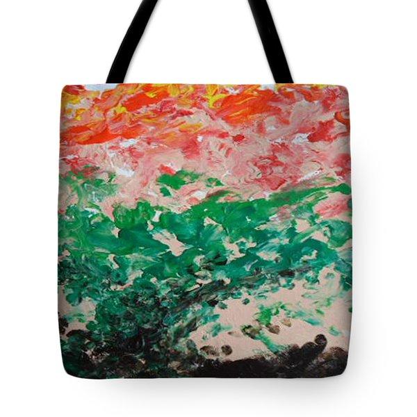 Coral Reef II Tote Bag