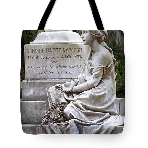 Corinne Tote Bag by Kenneth Albin