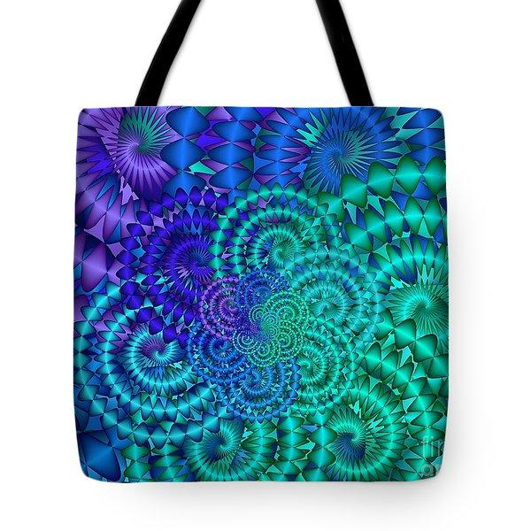Coriolis Tote Bag