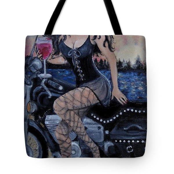 Corissa Tote Bag