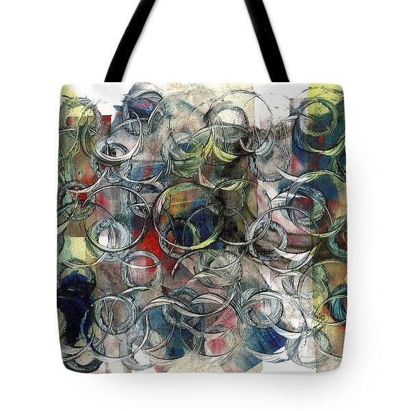 Corks And Bottlecaps Tote Bag