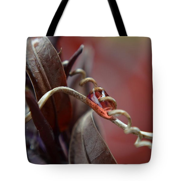 Tote Bag featuring the photograph Corkscrew by Michelle Meenawong