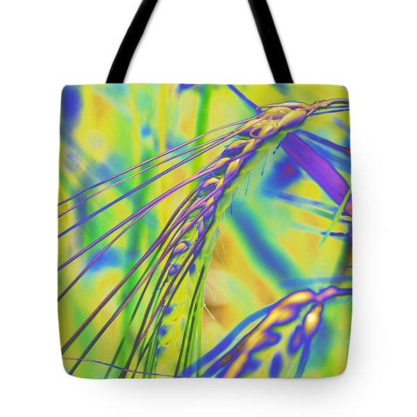 Corn Tote Bag by Carol Lynch