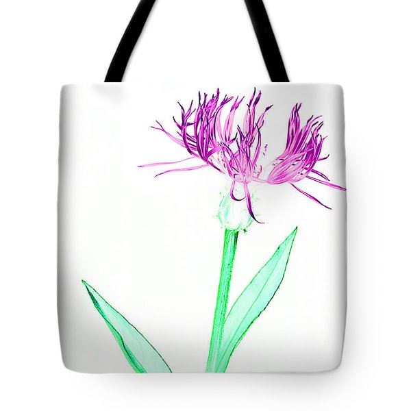 Cornflower No.3 Tote Bag