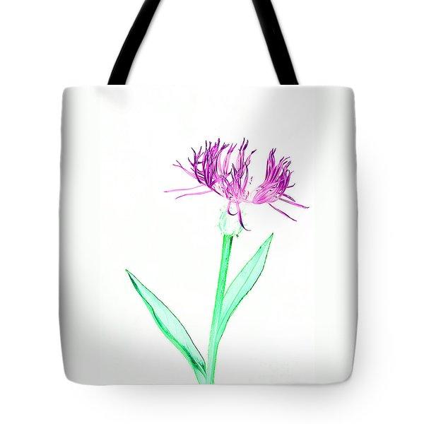 Cornflower No.3 Tote Bag