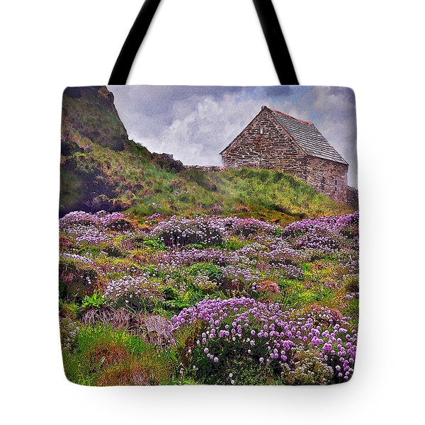 Cornish Countryside Tote Bag
