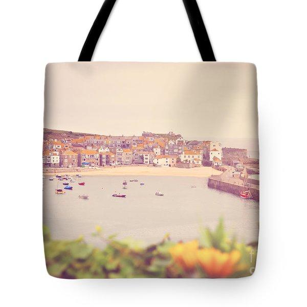 Cornish Harbour Tote Bag