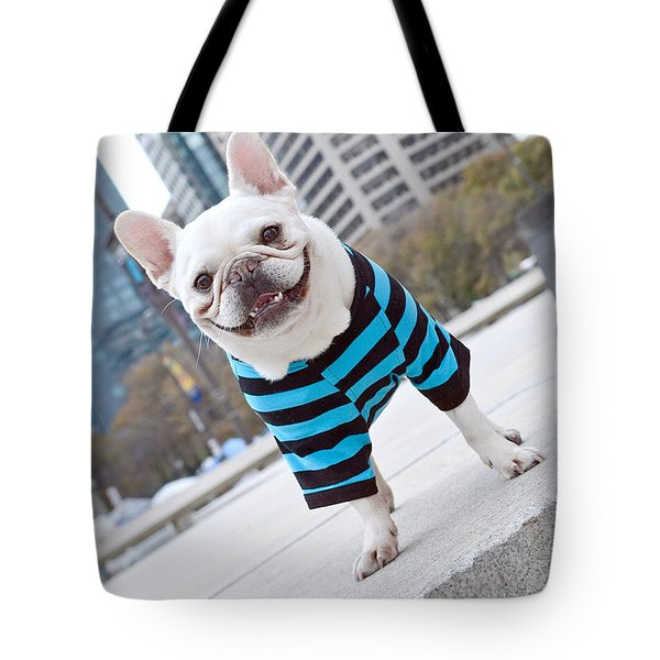 Cornnut Tote Bag by Lisa Phillips