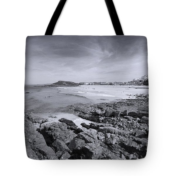 Cornwall Coastline 2 Tote Bag