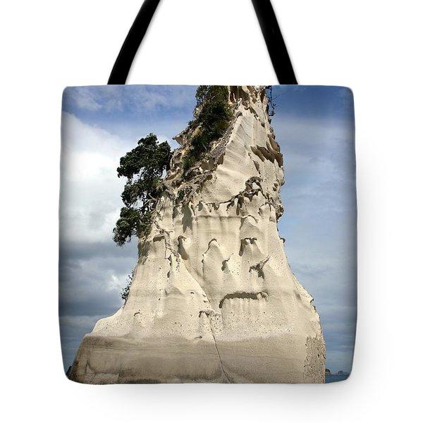 Coromandel Rock Tote Bag
