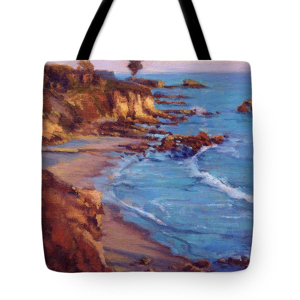 Corona Del Mar Tote Bag
