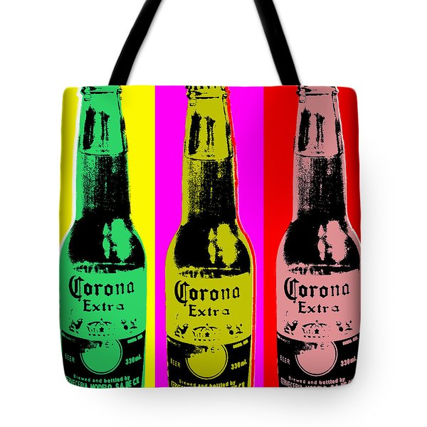 Corona Beer Tote Bag