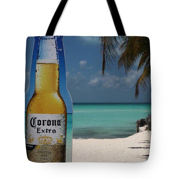 Corona Tote Bag