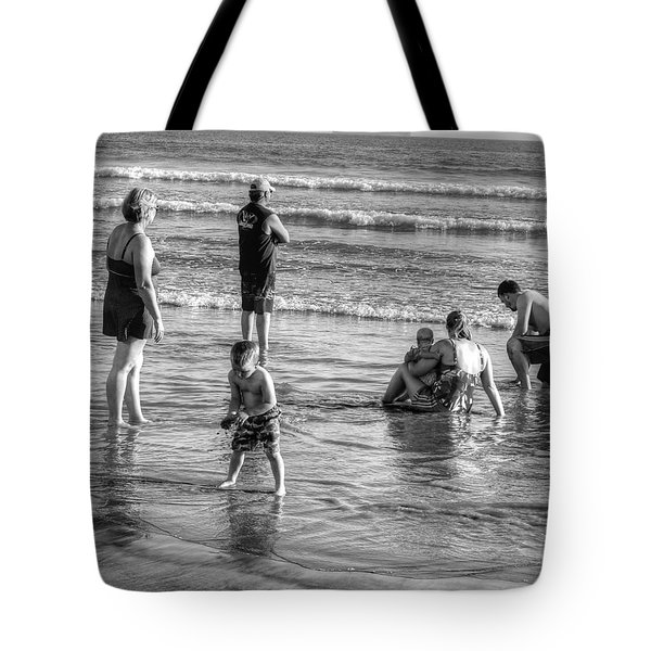 Coronado Beach Tourist Tote Bag