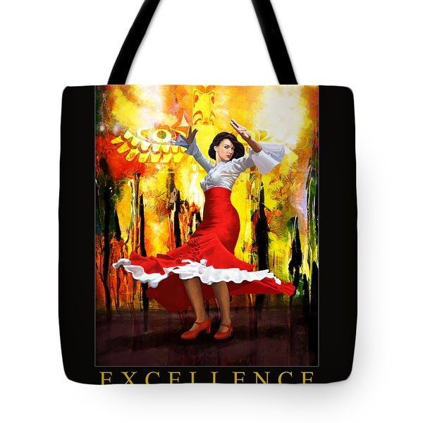 Corporate Art 003 Tote Bag by Catf