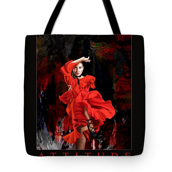 Corporate Art 004 Tote Bag by Catf