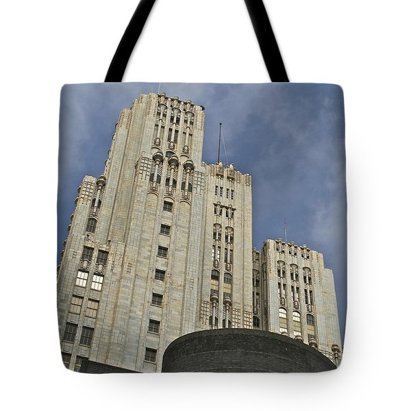 Corporate Monolith  Tote Bag