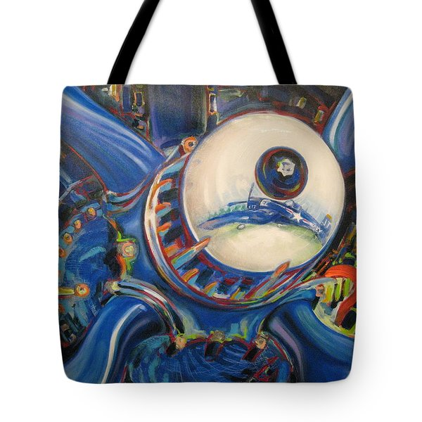 Corsair Radial Tote Bag