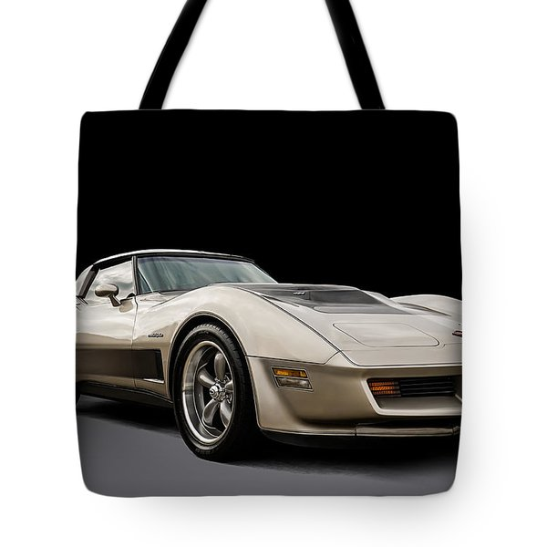 Corvette C3 Tote Bag