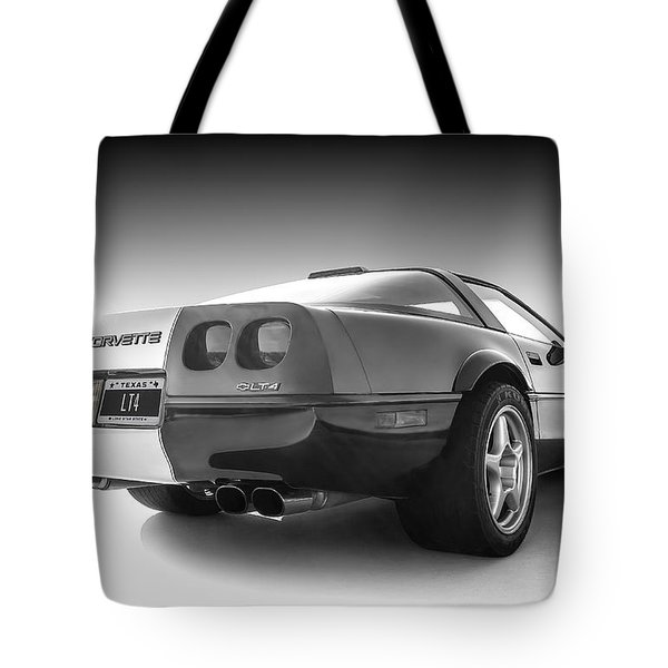 Corvette C4 Tote Bag