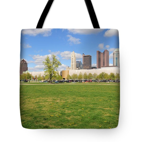 D7l-89 Cosi Columbus Photo Tote Bag