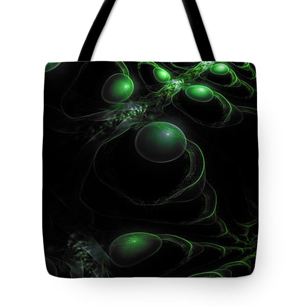 Cosmic Alien Eyes Original Tote Bag