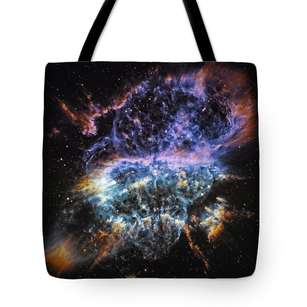 Cosmic Infinity 2 Tote Bag by Jennifer Rondinelli Reilly - Fine Art Photography