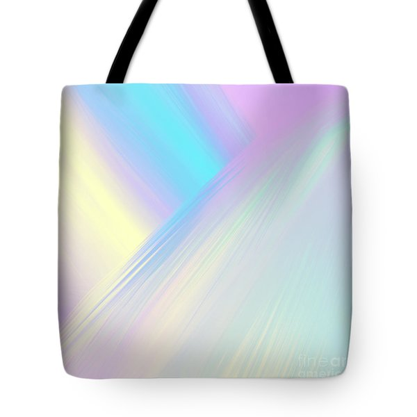 Cosmic Light Tote Bag
