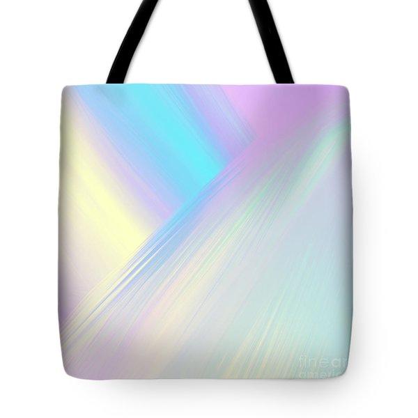 Cosmic Light Tote Bag