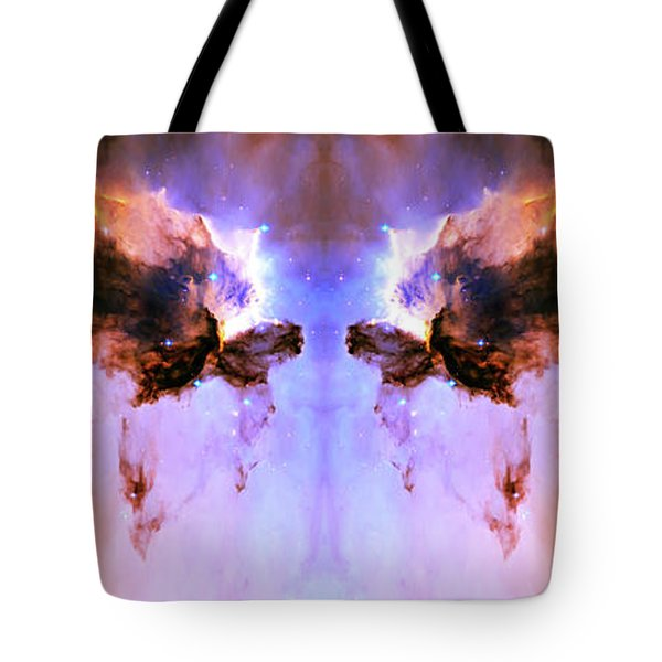 Cosmic Release Tote Bag by Jennifer Rondinelli Reilly - Fine Art Photography