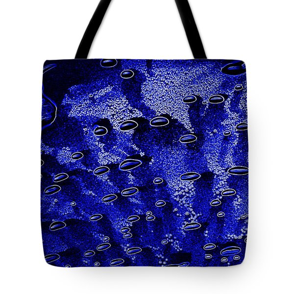 Cosmic Series 002 - Tiny Bubbles Tote Bag