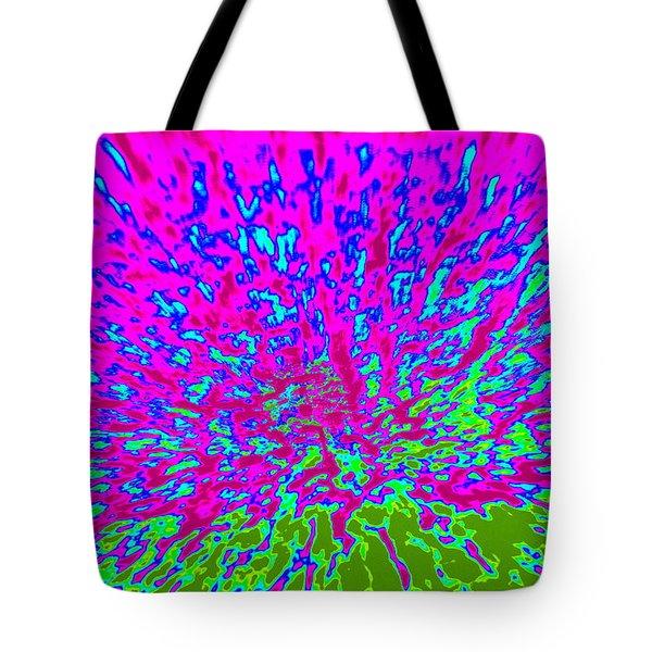 Cosmic Series 014 Tote Bag