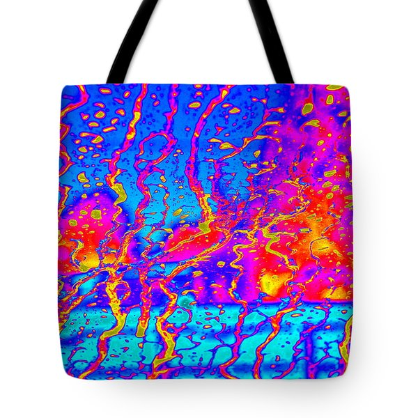 Cosmic Series 017 Tote Bag