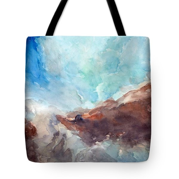 Cosmic Wonder Tote Bag by Max Good