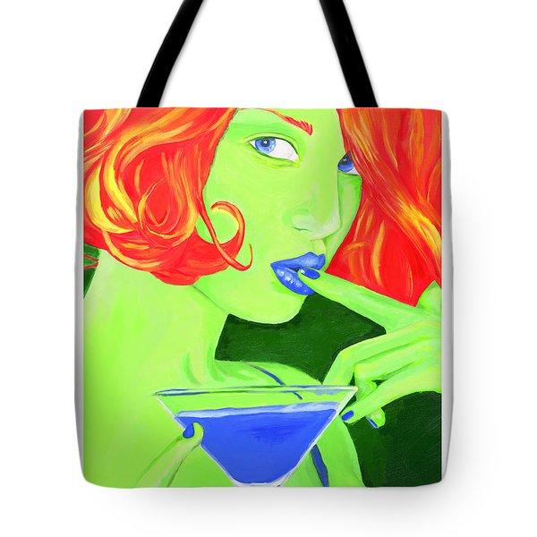 Cosmopolitan Tote Bag