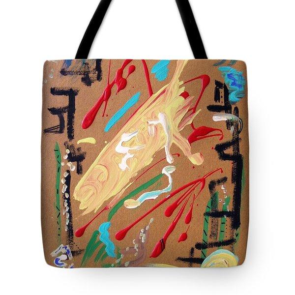 Cosmopolitan Tote Bag by Mary Carol Williams
