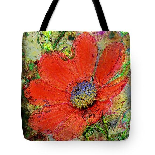 Cosmos Flower No. 1 Tote Bag