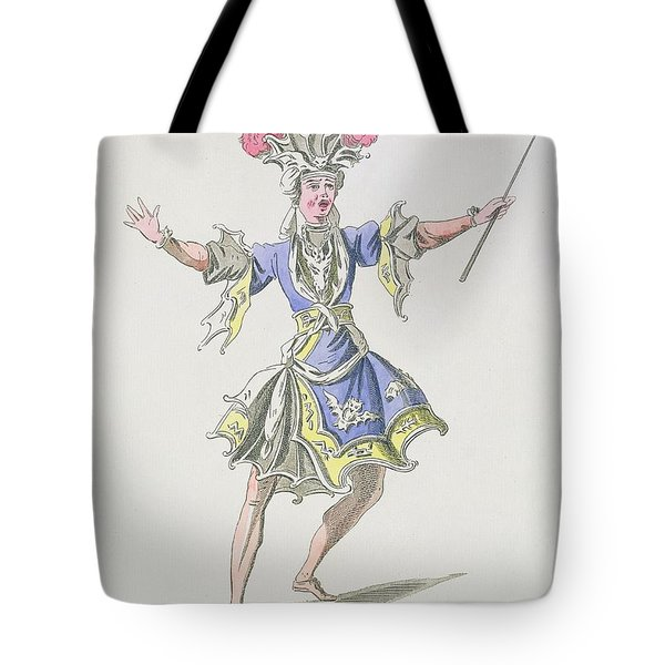 Costume Design For The Magician Tote Bag
